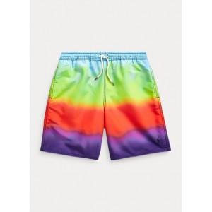 Captiva Rainbow Swim Trunk