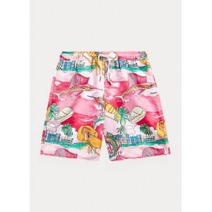 Captiva Lobster Swim Trunk