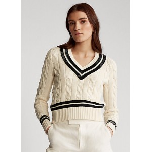 Beaded Cricket Sweater