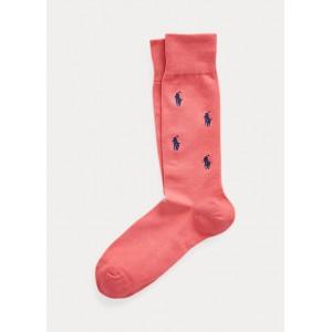Allover Pony Trouser Socks