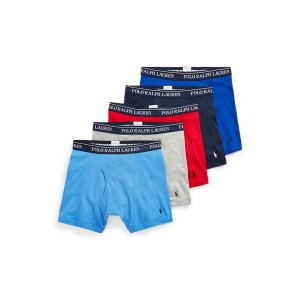 Wicking Boxer Brief 5-Pack