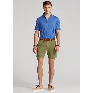 8-Inch Straight Fit Chino Short