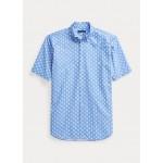 Palm Tree Oxford Shirt
