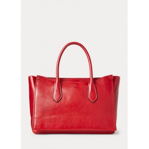 Leather Large Sloane Satchel