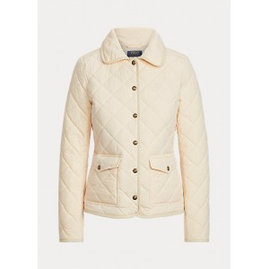 Cotton-Blend Barn Jacket