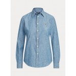 Cotton Chambray Shirt