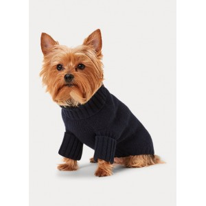 Bear Wool-Blend Dog Sweater