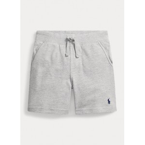 Cotton Mesh Short