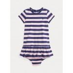 Striped Dress  Bloomer