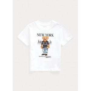 New York Bear Cotton Tee
