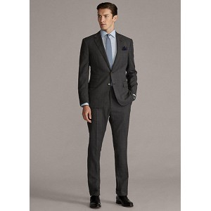 Gregory Glen Plaid Twill Suit