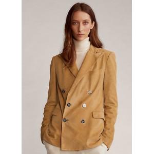 Camden Lamb-Suede Jacket