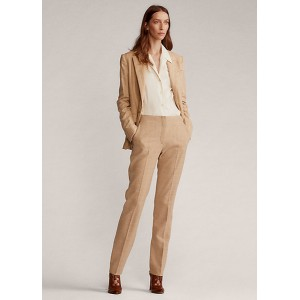 Simone Merino Wool Tweed Pant