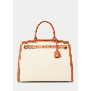 Canvas Large RL50 Handbag