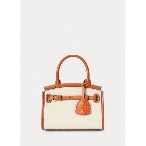 Canvas Mini RL50 Handbag