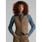 Donegal Tweed Wool-Blend Vest