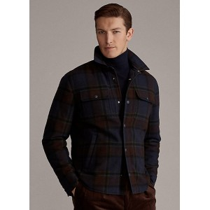 Leeson Reversible Shirt Jacket