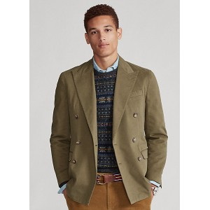 Polo Stretch Chino Suit Jacket