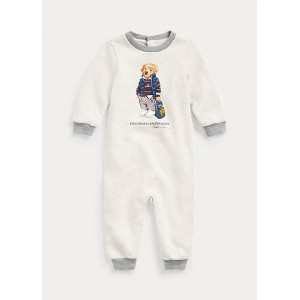 Polo Bear Fleece Coverall