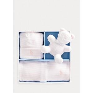 Velour 3-Piece Gift Set