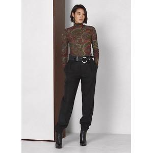Geeta Virgin Wool Flannel Pant