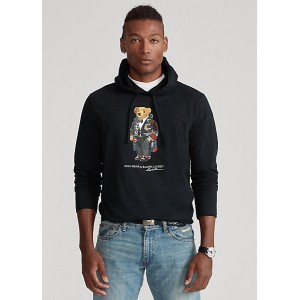 Duffel Bear Hooded Jersey T-Shirt