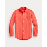 Garment-Dyed Oxford Shirt - All Fits Classic Fit