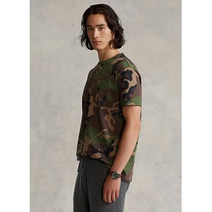 Classic Fit Camo Pocket T-Shirt