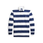 The Iconic Rugby Shirt Freshwater/Clsc Oxfrd Wht