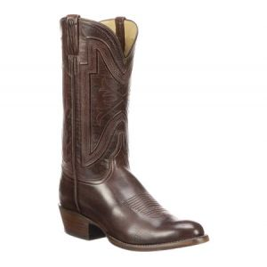 Lucchese Bootmaker Collins 6 Toe Cowboy Boot