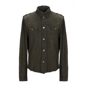 STAZIONE CENTRALE - Leather jacket