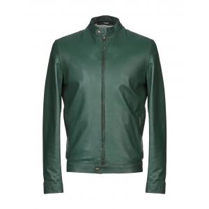 SALVATORE SANTORO - Leather jacket