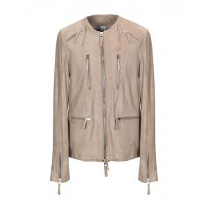 HAMAKI-HO - Leather jacket