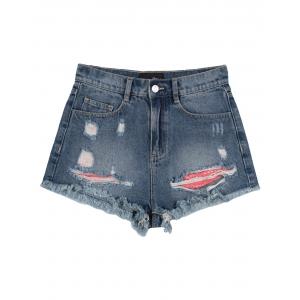 ASH - Denim shorts