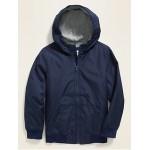 Hooded Uniform Windbreaker for Boys