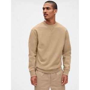 Gap Originals French Terry Khaki Crewneck Sweatshirt