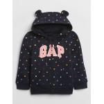 babyGap Bear Gap Logo Zip Hoodie
