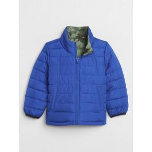 Toddler Reversable Puffer Jacket