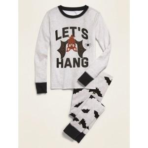 Graphic Pajama Tee & Pajama Pants Set for Boys