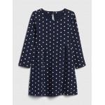 Toddler Polk-A-Dot Skater Dress
