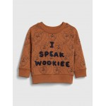 babyGap &#124 StarWars&#153 Crewneck Sweatshirt