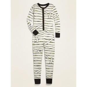 Halloween Pajama One-Piece for Girls