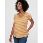 Maternity Vintage V-Neck T-Shirt