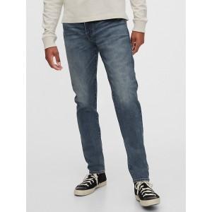 Soft Wear Slim Taper Jeans with GapFlex