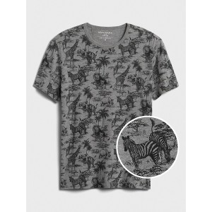 Vintage Printed T-Shirt