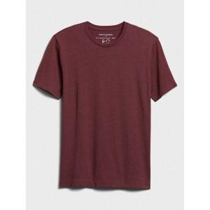 Eco Premium Wash Crew-Neck T-Shirt