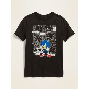 Sonic the Hedgehog&#153 Graphic Unisex Tee for Kids