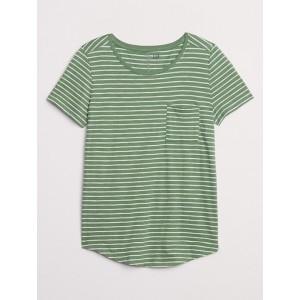 Easy Stripe Short Sleeve T-Shirt