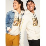 National Geographic™ Gender-Neutral Pullover Hoodie for Men & Women