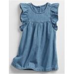 Baby Ruffle Denim Dress